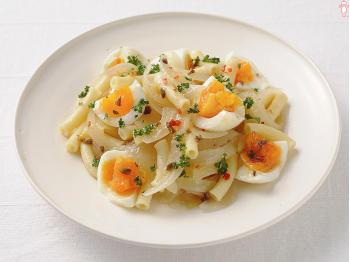 簡単に作れて美味しい!人気の卵サラダレシピをご紹介します!のサムネイル画像
