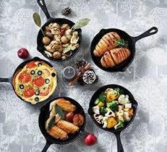 簡単!便利!そのままテーブルへ!スキレットを使ったレシピのサムネイル画像