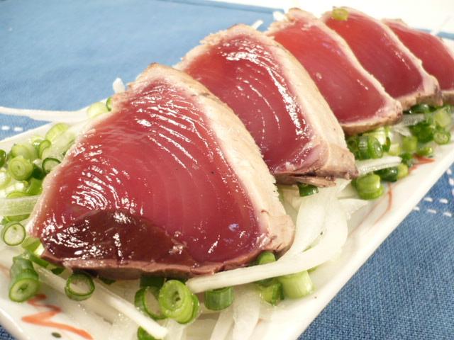 鉄分がたっぷり!鰹を使った貧血予防レシピをご紹介します!のサムネイル画像