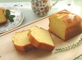 お菓子作り初心者でも作れる!パウンドケーキの簡単レシピ3選のサムネイル画像