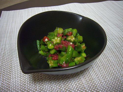 オクラを使った美味しいレシピは?驚きの人気のおしゃれレシピ5選のサムネイル画像
