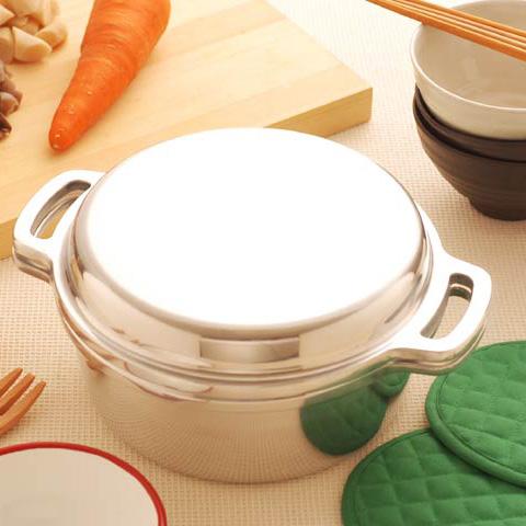 無水鍋で栄養満点の美味しい料理を作りましょう!レシピご紹介のサムネイル画像