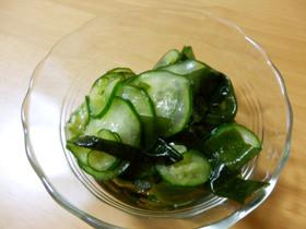 きゅうりと言ったらやっぱりコレ!きゅうりの酢の物レシピ5選のサムネイル画像