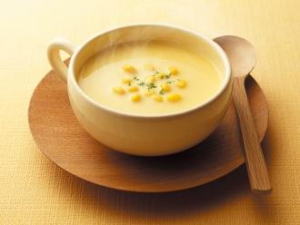 子供が大喜び!優しい甘さ引き立つ絶品コーンスープのレシピ5選のサムネイル画像