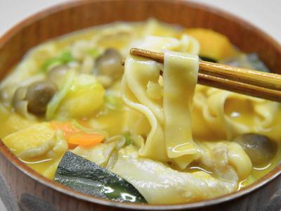 郷土料理をレパートリーに!このレシピでほうとう名人になれる!のサムネイル画像