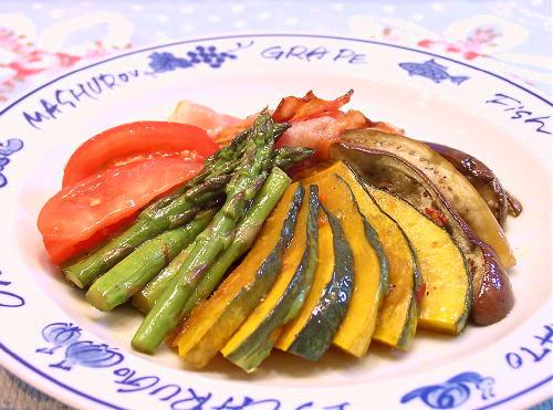 夏の暑さに負けないように!栄養たっぷりの夏野菜を使ったレシピ5選のサムネイル画像