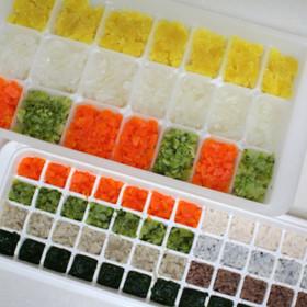 鉄分しっかり、野菜たっぷり!9か月頃からの離乳食おすすめレシピ5選のサムネイル画像
