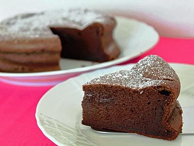 バレンタインや自分へのご褒美に!美味しいガトーショコラレシピ5選のサムネイル画像