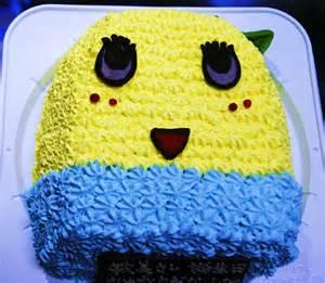 可愛くて食べるのが勿体無い!キャラクターケーキの作り方!のサムネイル画像