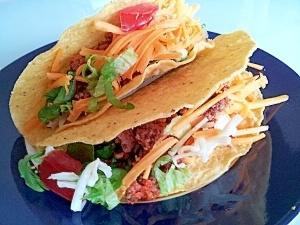 メキシカンを楽しんじゃおう!タコスの美味しいオススメレシピ5選のサムネイル画像