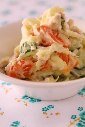 絶品ポテトサラダの作り方を覚えよう!基本からアレンジまで5選のサムネイル画像