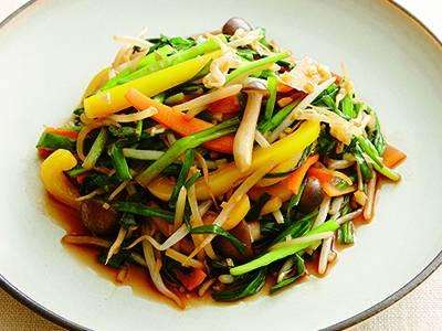 野菜炒めの作り方を極めれば、毎日が食卓が栄養満点になりますよ!のサムネイル画像