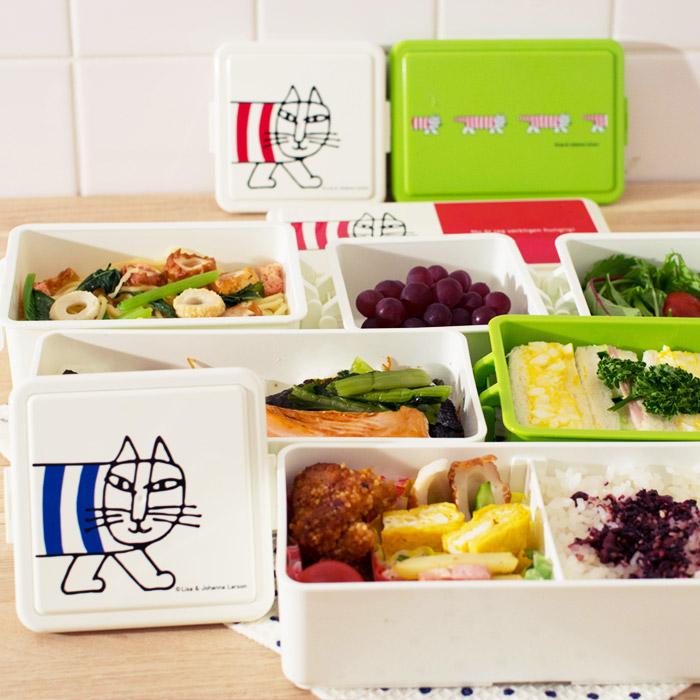 ピクニックや幼稚園弁当におすすめ!かわいいお弁当箱をご紹介のサムネイル画像