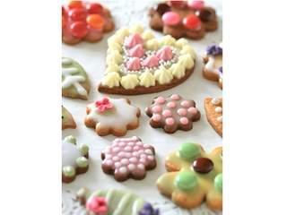 食べるのがもったいない!まるでアートなアイシングクッキーのレシピのサムネイル画像