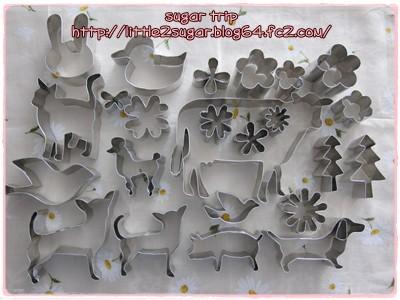 クッキーづくりを自由に楽しめる!手作りのクッキー型の作り方のサムネイル画像