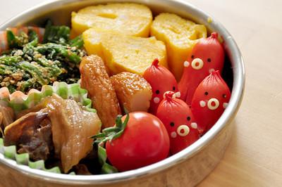 毎日悩むお弁当のおかず。簡単レシピが増えれば嬉しいですよね!のサムネイル画像
