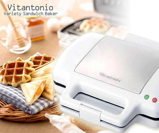 お家で簡単カフェメニュー!ビタントニオを使ったおすすめレシピ5選のサムネイル画像