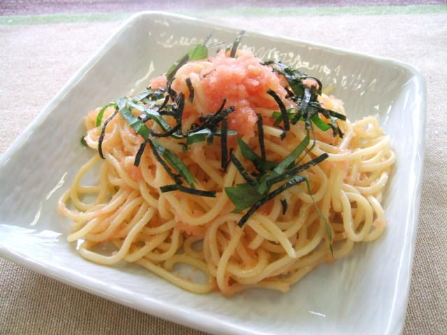 パサパサしない、簡単で絶品のたらこスパゲッティのレシピ5選!のサムネイル画像