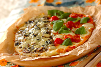 おいしいピザレシピ紹介!簡単お手軽みんな大好きピザレシピ5選!のサムネイル画像