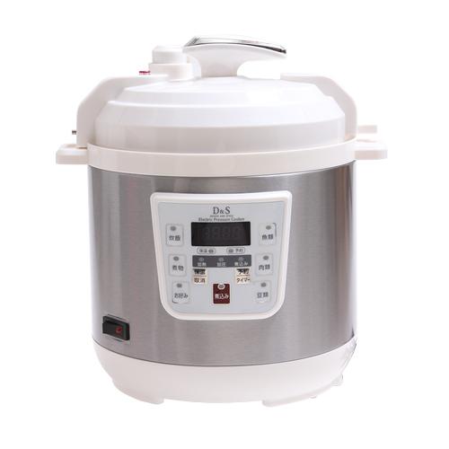 主婦の味方!早くて簡単!電気圧力鍋で作る美味しいレシピ5選のサムネイル画像