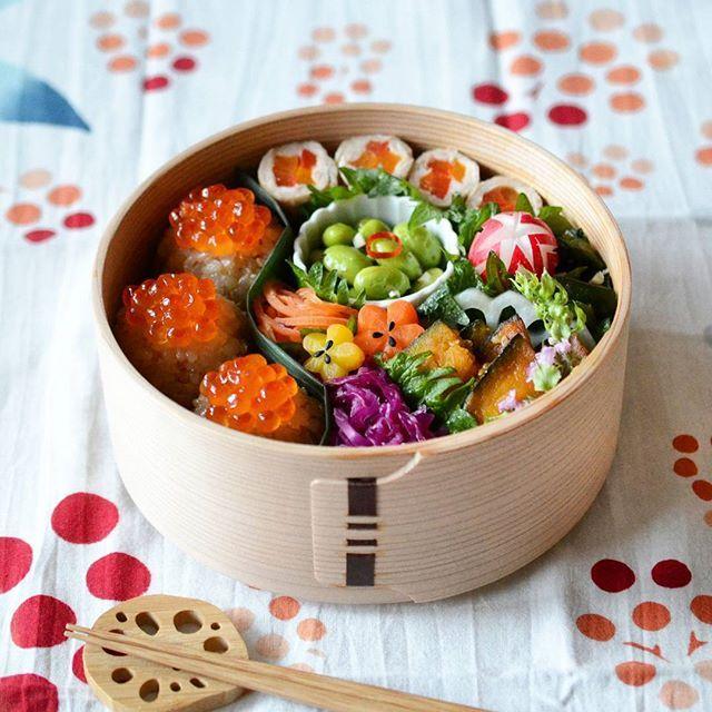 彩り豊かなお弁当♪色別、隙間を埋めるカラフルおかずレシピまとめ!!のサムネイル画像